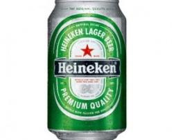 Heineken 250ml Cans