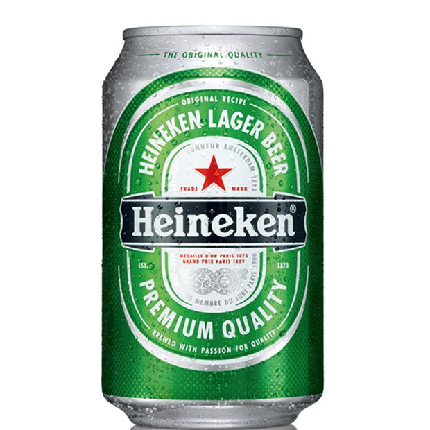 Heineken Login