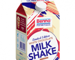 Benna White Chocolate Milkshake 500ml