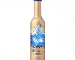 Fire & Ice Vodka Gold 50ml