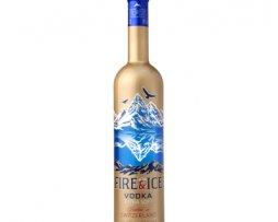 Fire & Ice Vodka Gold 700ml