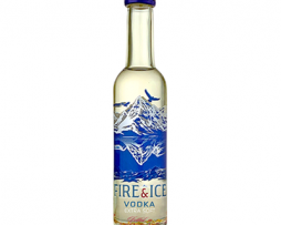 Fire & Ice Vodka Gold Premium 50ml