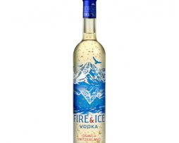 Fire & Ice Vodka Gold Premium 700ml