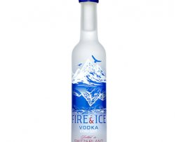 Fire & Ice Vodka Original 50ml