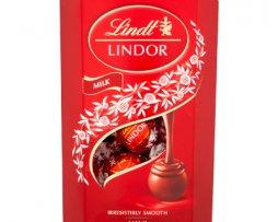 Lindt Lindor Milk Truffles 200g