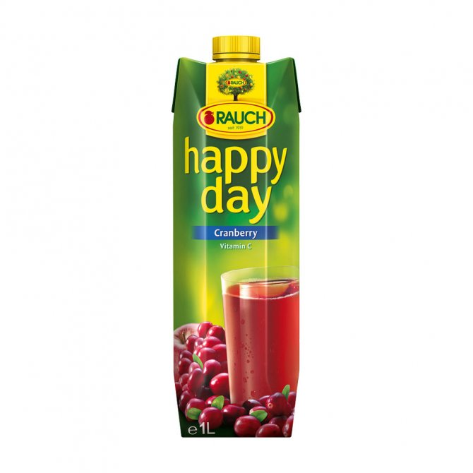 Rauch-Happy-Day-Cranberry-Juice-Litre